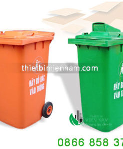 Cung cấp thùng rác 240l tại Hà Nội