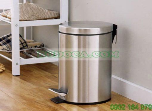 Cung cấp thùng rác đạp chân 5L văn phòng