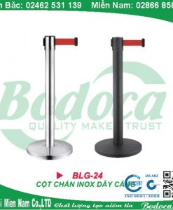 Cột chắn inox 5m giá rẻ LG-08