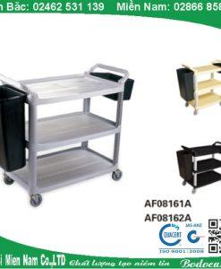 Xe đẩy phục vụ bàn ăn AF08161A