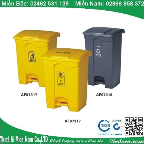 Thùng rác nhập khẩu 68Lit AF07318