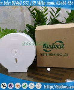 Hộp đựng giấy vệ sinh cuộn tròn lớn 750g
